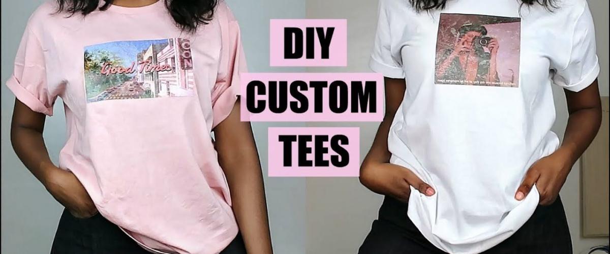 Make Custom Printed T-Shirt For You
